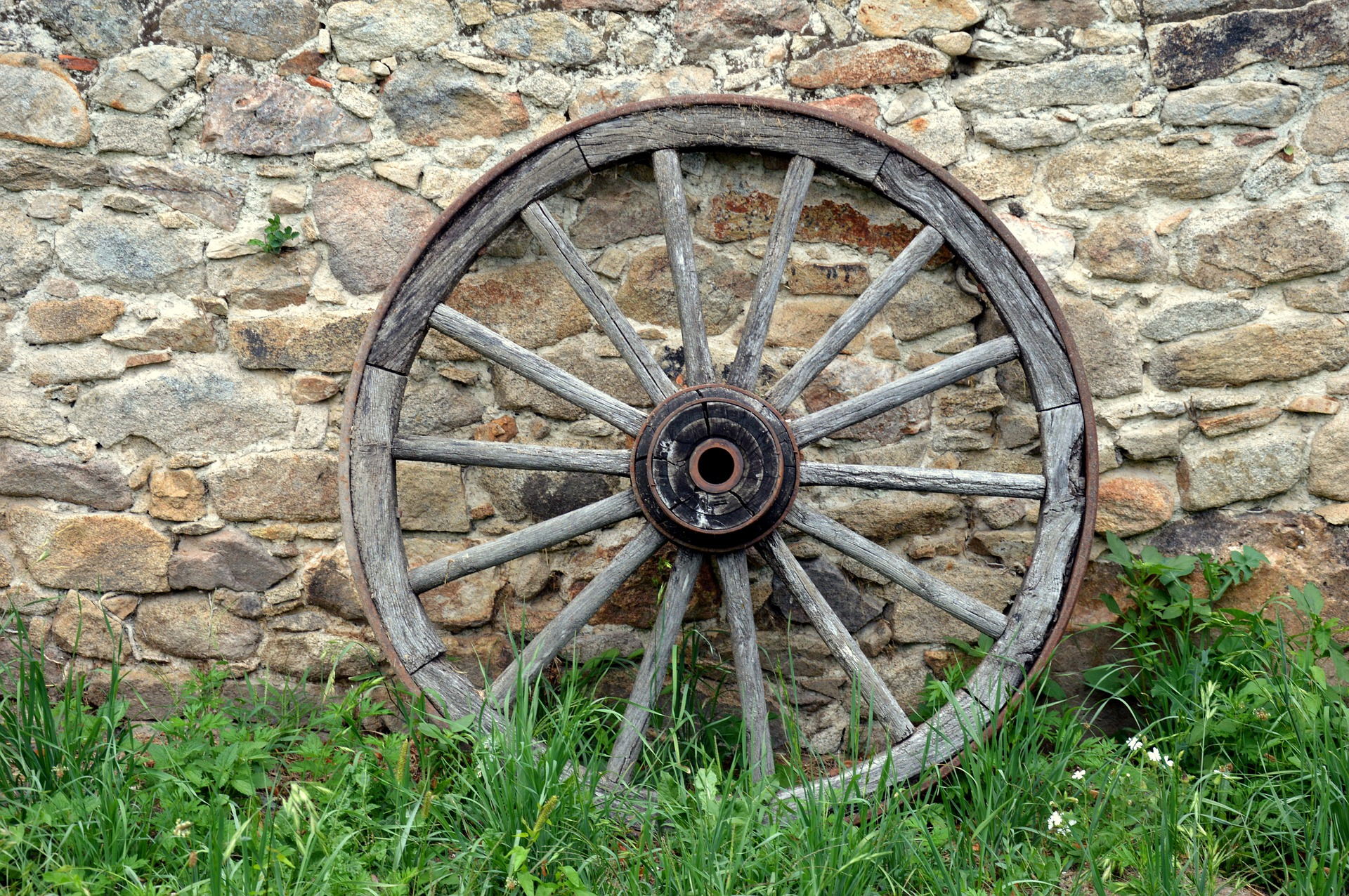 Who invented the wheel 29