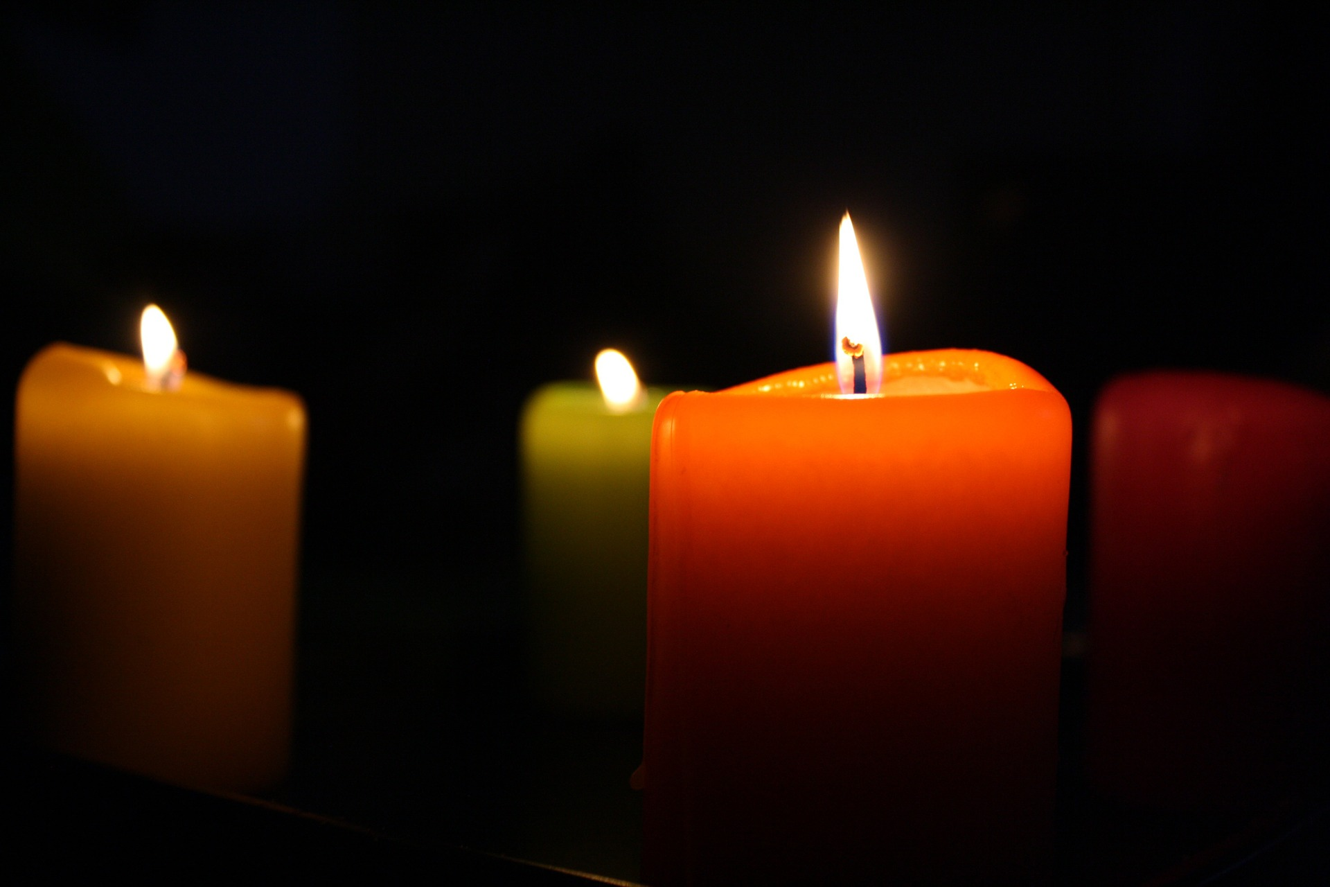 petroleum product of the week candles