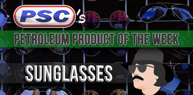 sunglasses, petroleum product of the week, shades, how sunglasses are made