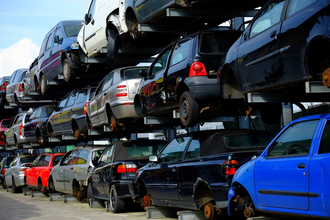 recycle cars, car recycling, automotive recycling