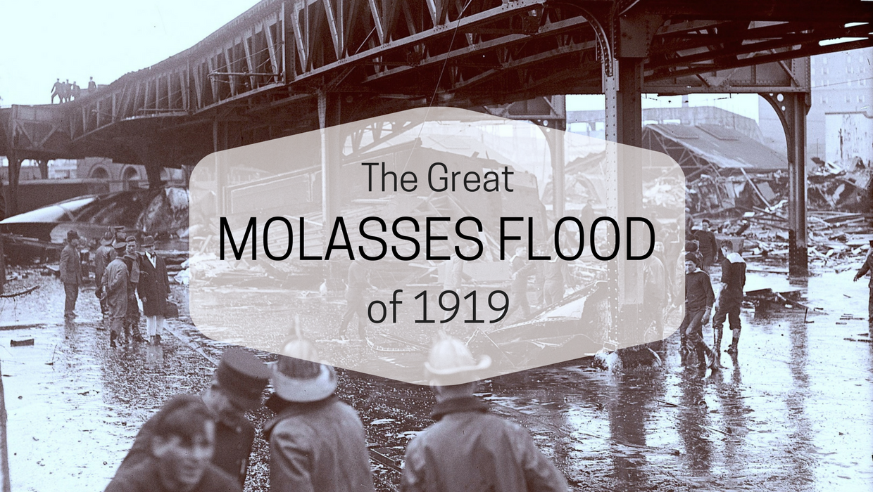 boston molasses flood 1919