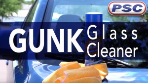 Gunk Glass Cleaner: Streak Free and Industrial Strength