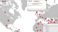 Interactive Real Time Map Of The Oil Word