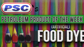 Petroleum Product of the Week: Artificial Food Dye