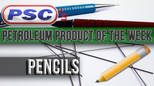 Petroleum Product of the Week: Pencils