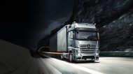 Daimler's Self-Driving Truck Has a Successful First Trip