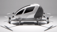 Finally, a drone with a cockpit…