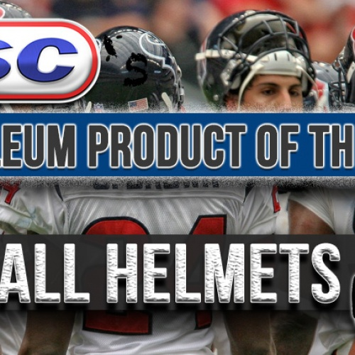Petroleum Product of the Week: Football Helmets