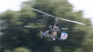 The Mailman Who Flew a Gyrocopter to the Capitol to Save America