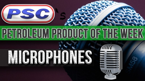 Petroleum Product of the Week: Microphones