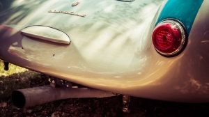 The Curse of James Dean's Porsche 550 Spyder