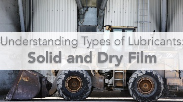 Understanding Lubricants: Solid and Dry Film Lubricants