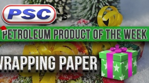 Petroleum Product of the Week: Wrapping Paper
